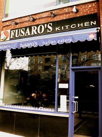 伏萨柔的厨房 Fusaro's Kitchen